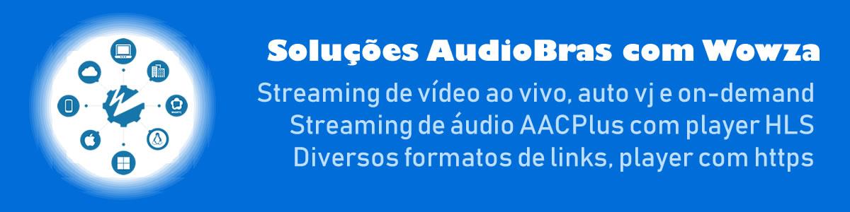 Soluções em Streaming de Vídeo e de Áudio | Wowza Streaming Engine